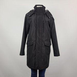 Cole Haan Black Winter Jacket Size S